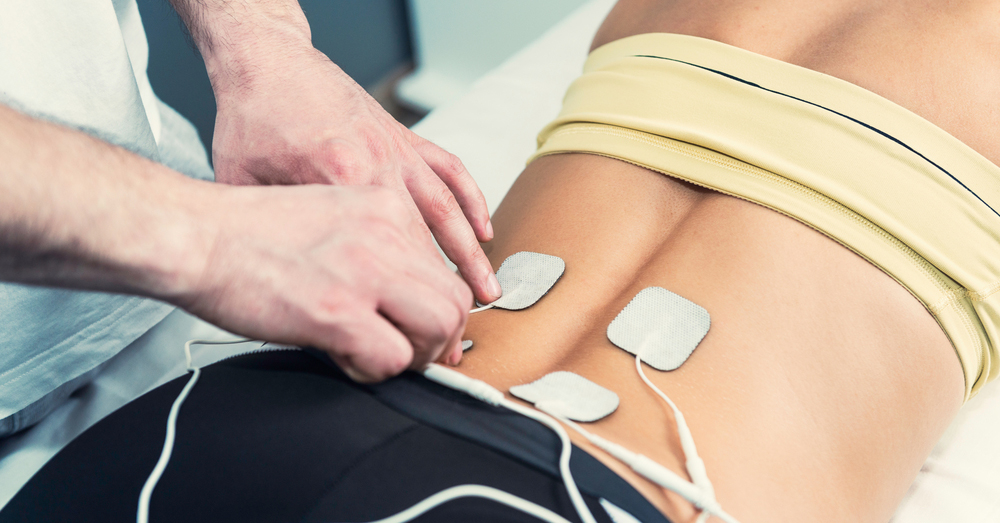 Electro Muscle Stimulation Helps Your Pain Dr. Grant
