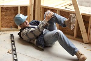 construction Work Accident Injury Dr. Grant Salt Lake