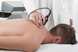 Therapeutic Ultrasound back pain Dr. Grant